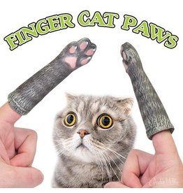 Accoutrements Finger Cat Paw