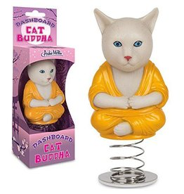 Accoutrements Dashboard Cat Buddha