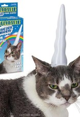 Accoutrements Unicorn Cat Inflatable Horn