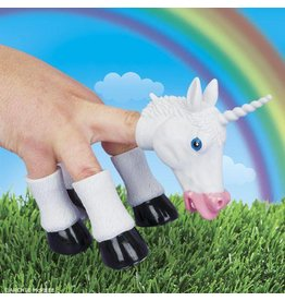 Accoutrements Finger Puppet - Handicorn Hand Unicorn
