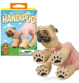 Accoutrements Handipug - Finger Puppets