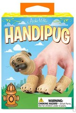 Accoutrements Handipug - Finger Puppet