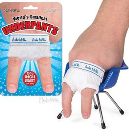 Accoutrements World's Smallest Underpants
