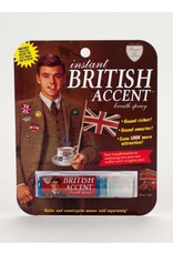 British Accent Breath Spray DNR
