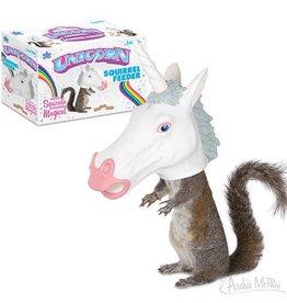 Unicorn - Big Head Squirrel Feeder