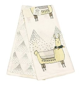 Now Designs / Danica* Llamarama - Dish Towel Set of 2