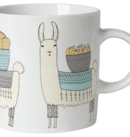 Danica Studio Llamarama - Short Mug