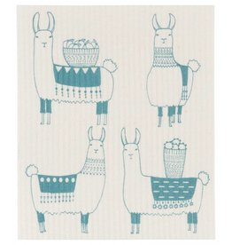 Now Designs / Danica* Llamarama - Swedish Dish Cloth
