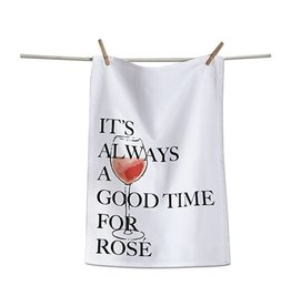 tag* Good Time For Rose - Dishtowel DNR