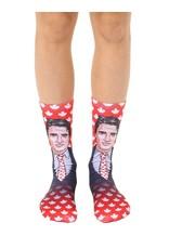 Living Royal Justin Trudeau Crew Sock