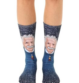 Living Royal Einstein Crew Sock