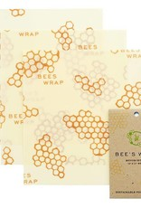 Bees Wrap* Bee's Wrap 3-Pack Medium