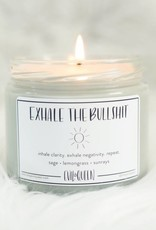 Evil Queen Exhale The Bullshit - Candle