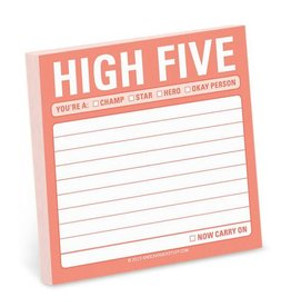 Knock Knock High Five Sticky Note