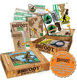 Bigfoot Research Kit  / S