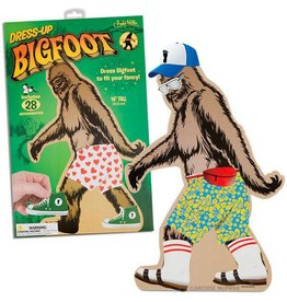 Dress-Up Bigfoot / S