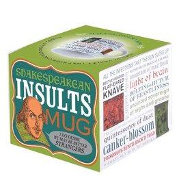 The Unemployed Philosophers Guild Insults Shakespeare Mug