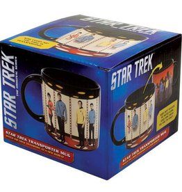 Unemployed Philosopher Star Trek Transporter Mug