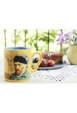 Unemployed Philosopher Van Gogh DisappEAR Mug