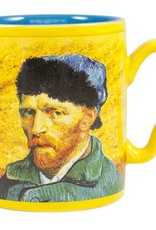 Unemployed Philosopher Van Gogh DisappEAR Mug