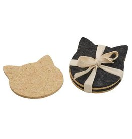 ORE Recycled Rubber Cat Coasters