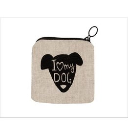 ORE I Love My Dog - Coin Purse