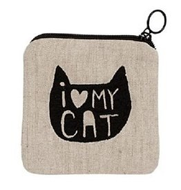 ORE I Love My Cat - Coin Purse