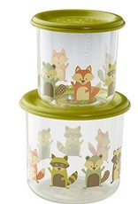 ORE Fox - Good Lunch Snack Containers