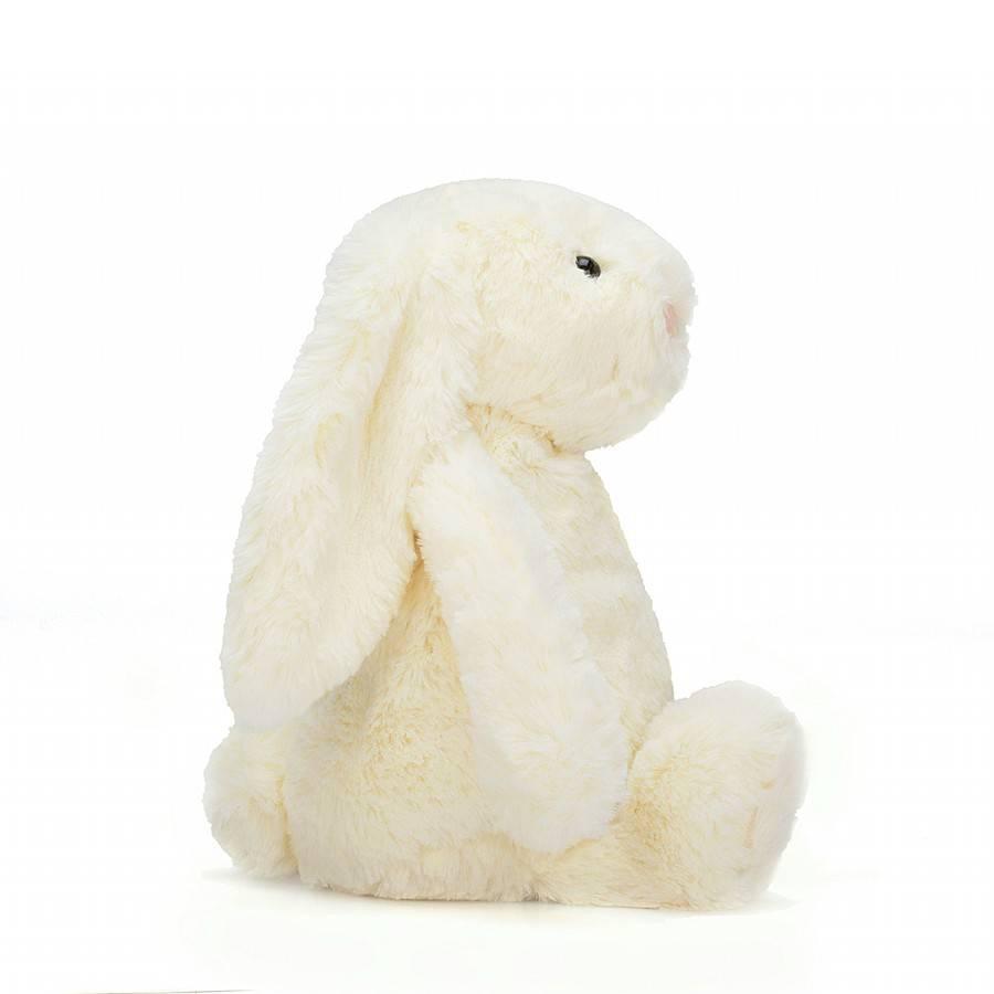 JellyCat, Inc. Bashful Bunny Medium - Cream