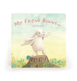JellyCat, Inc. My Friend Bunny - Book