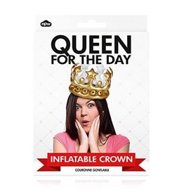 NPW Queen For The Day - Inflatable Crown