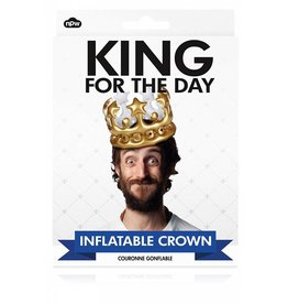 NPW King For The Day - Inflatable Crown