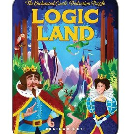 Ceaco/Gamewright Logic Land - Deduction Game