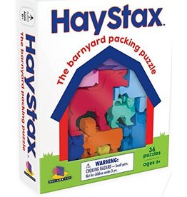 Ceaco/Gamewright Hay Stax - Stacking Game