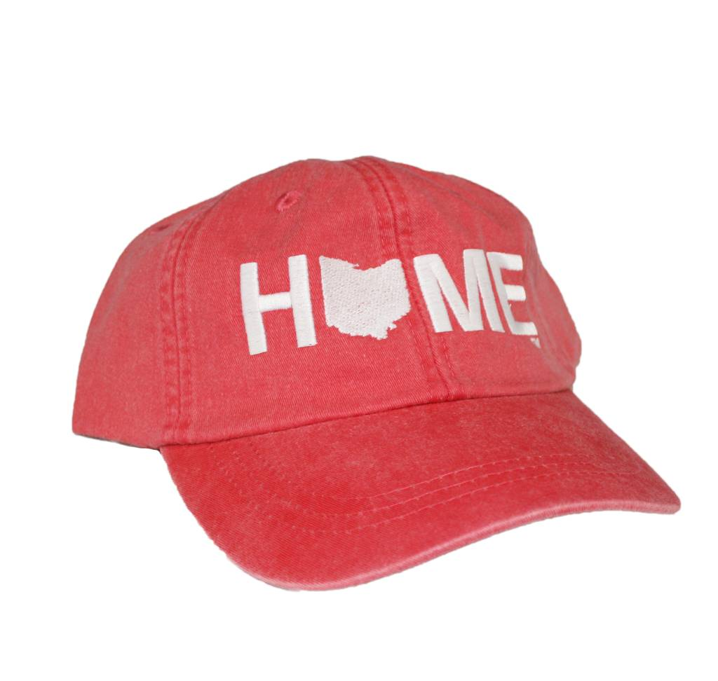 Home Cotton Twill Hat - Red
