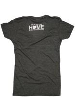 Be Ohio Proud Home Ohio V-Neck T-Shirt