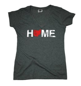Home Ohio V-Neck T-Shirt