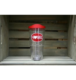 HOME Ohio Tervis - RED and White DNR