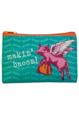 Wit Gifts Makin' Bacon Pig Coin Purse