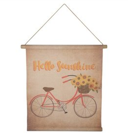 tag* Hello Sunshine Scroll