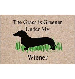 High Cotton* The Grass is Greener - Doormat