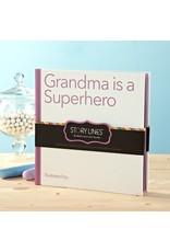 Compendium Grandma is a Superhero