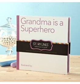 Compendium Grandma is a Superhero DNR