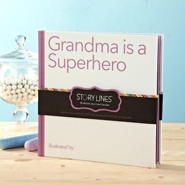 Compendium Grandma is a Superhero DNR