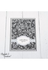 Elizabeth G. Creations Mother's Day - Black and White