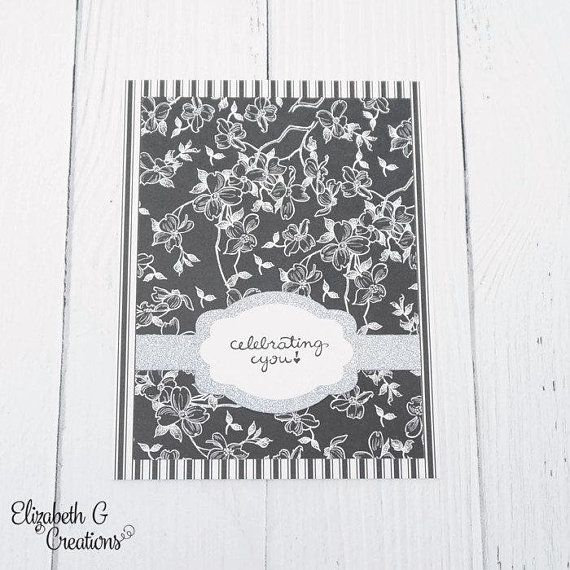 Mother's Day - Black and White