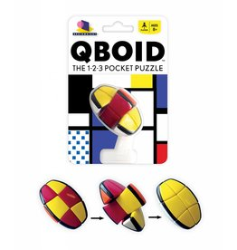 Ceaco/Gamewright QBOID - 123 Pocket Puzzle