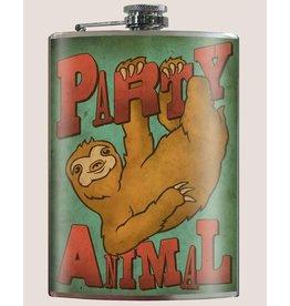Trixie & Milo Party Animal - Flask DNR