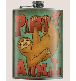 Trixie & Milo Party Animal - Flask