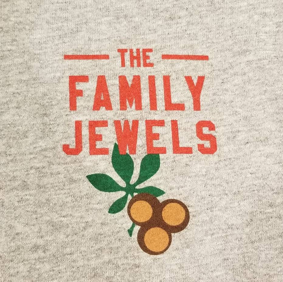 The Family Jewels Unisex T-Shirt